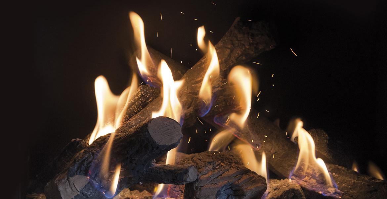 Feuer Gaskamin