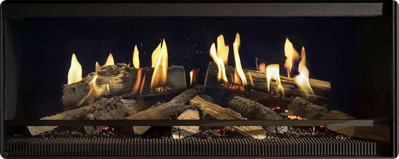 Feuer Elektrischer Kamin